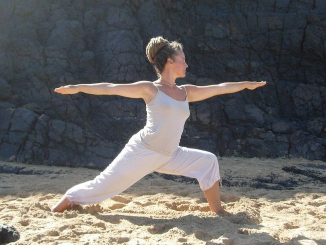 Une semaine de yoga, chants de mantra, pranayama et régime crudivore à La Palma, Espagne