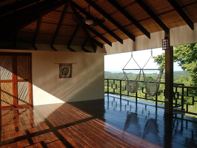 8 Days Women's Yoga Meditation Retreat in Costa Rica