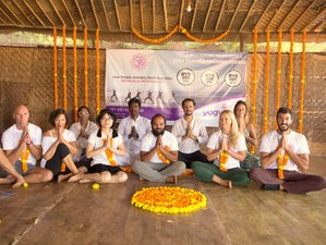 24 Days 200-Hour Yoga Teacher Training in Goa, India