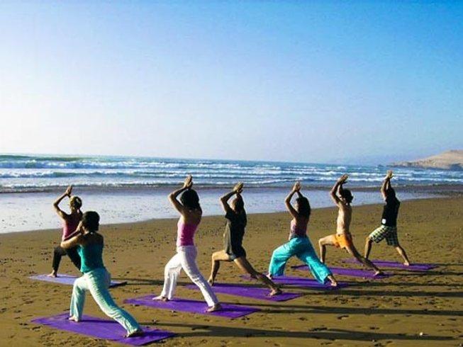 "6 Days ""Let Go Flow"" Yoga Retreat in Maputo, Mozambique"