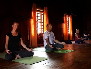 7 Days Yoga and Meditation in Kerala, India