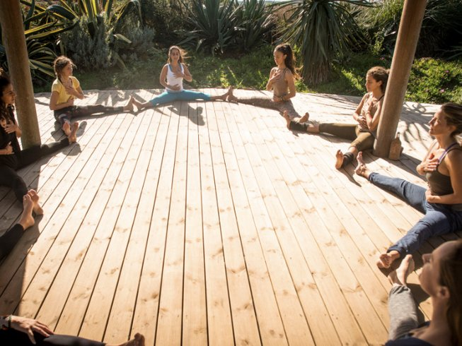 7 Days Pilates and Yoga Retreat Portugal