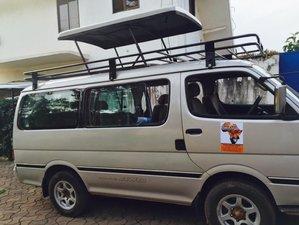 2 Days Safari Tour in Murchison Falls National Park, Uganda