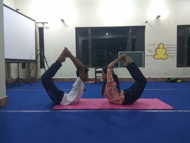 60-Daagse 500-urige Yoga Docententraining in India