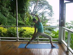 8 Days Deepening Iyengar Yoga Retreat in Fiji