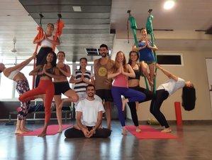 12 Day 100 Hours Aerial and Yin Yoga Teacher Training in Rishikesh
