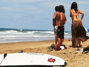 6 Days Exciting Surf and Yoga Getaway Vacation in Ayampe, Ecuador