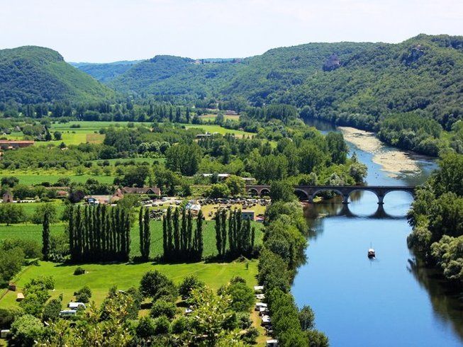 8 Days Wine, Culture, and Yoga Retreat in France