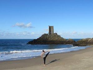 3 jours en stage de yoga en solitaire sur la plage, France