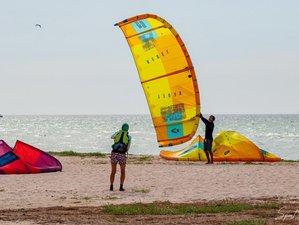 5 Day Private Kitesurf Camp in Progreso, Yucatan