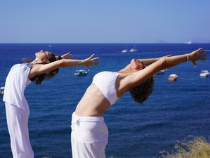7 Day Yoga Retreat in Santorini