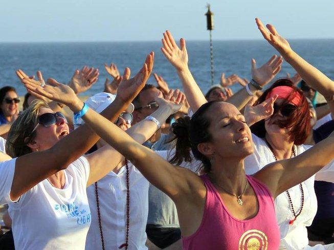 23 Days 200hr Naam Yoga Teacher Training in Mexico