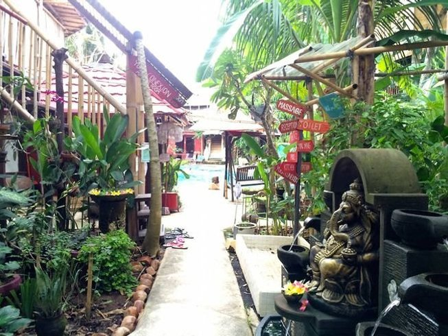 4 Days 32-Hour Intensive Aerialyin Yoga Teacher Training Bali in Canggu