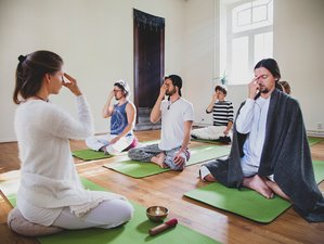 30 Day 200-Hour Meditation and Hatha Yoga Teacher Training Course in Granada, Andalusia