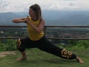 30 Day Life Balance Qigong and Meditation Retreat in Pai, Mae Hong Son