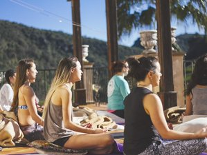 8 Days Women's Meditation and Yoga Retreats in Greece