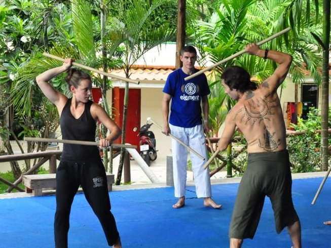 1 Month All-inclusive MMA & Muay Thai Camp in Thailand