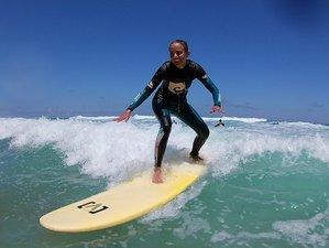 7 Day Surf Camp in Small Coastal Village of La Pared in Fuerteventura