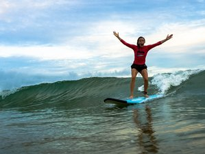 6 Day Balance Package with Yoga and Surf Lesson in Mirissa, Southern Province