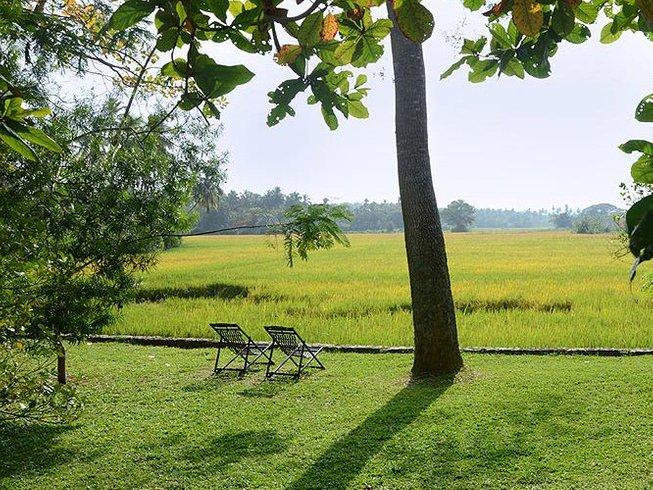 7 Days Luxury in Paradise Yoga Retreat in Sri Lanka