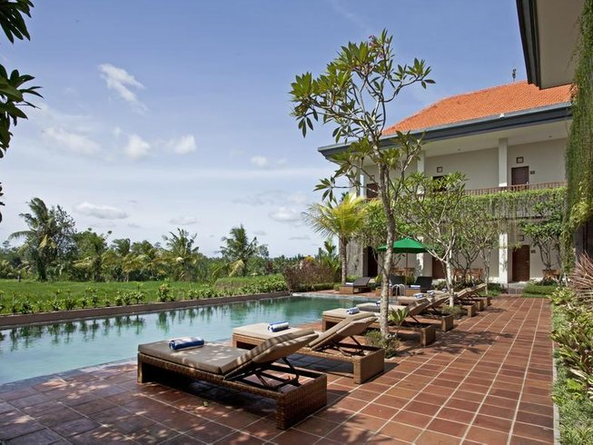 4 Days Meditation and Yoga Retreat in Bali, Indonesia