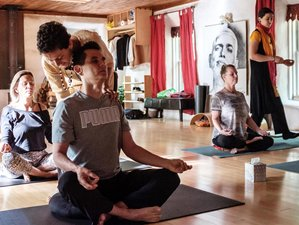 3 Day Personal Contemplation Yoga Retreat in Industry, Maine