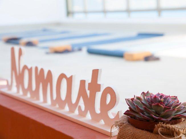 8 días retiro de yoga y surf en Gran Canaria, España