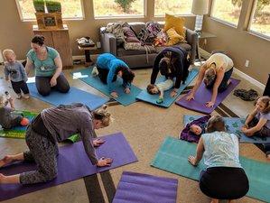 4 Days Mom And Lil One Yoga Retreat In Joshua Tree California Usa Bookyogaretreats Com