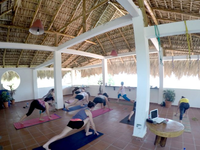 5 Days El Salvador Yoga Retreat and Surf Holiday