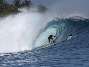 11 Day Exhilarating Surf Camp in Nias, Sumatra