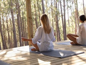 7 Day Surf, Yoga, and Wine Holiday in Setúbal, Alentejo