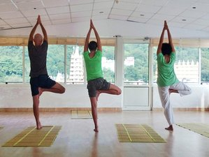 10 Days Yoga and Meditation Retreat in Rishikesh, India
