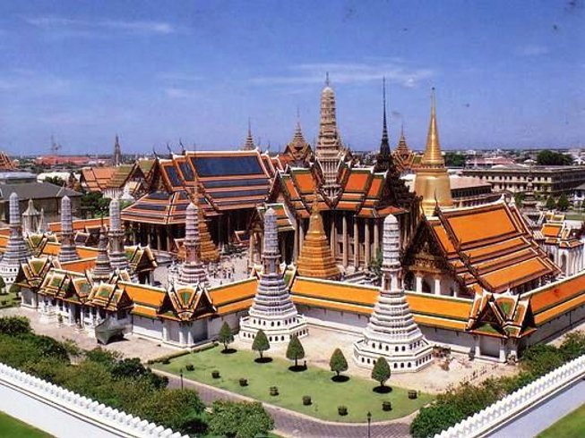 "5 Days ""Taste of Thailand"" Bangkok Food Tours"