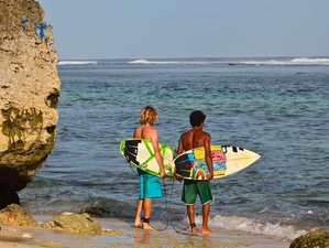 4 Days Exciting Surf Camp in Uluwatu, Bali
