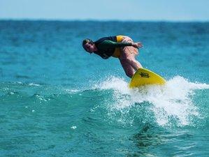 8 Days Intensive Surf Camp in Santa Teresa, Costa Rica