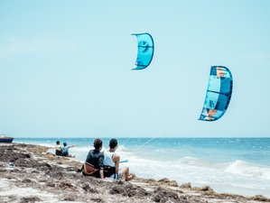 4 Day Caribbean Kitesurf Camp in Mayapo, La Guajira