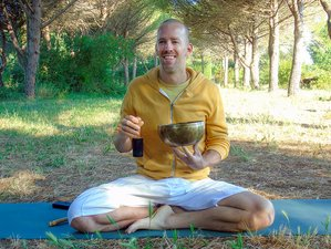 8 jours en retraite de yoga et ateliers cuisine à base de plantes à Narbonne, Sud de la France