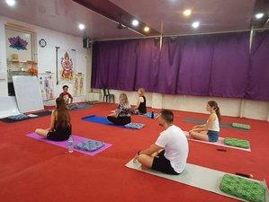 8 Days 100 Hour Yoga Teacher Training in Rishikesh, India