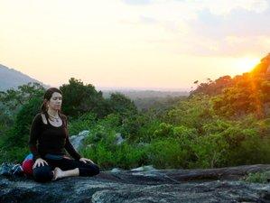 15 Tage Ausrichten und Flow Yoga Retreat in Dambulla, Sri Lanka