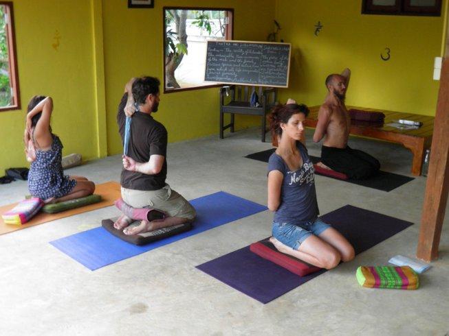 10 Day New Moon Zen Retreat, Yoga and Meditation Evolution in Thailand