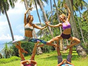 16 Days AcroYoga Teacher Training Bali