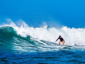 7 Days Beginner Surf Camp in Badung, Bali