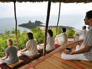 21 Day Panchakarma Ayurveda Detox and Yoga Retreat in Gokarna, Karnataka