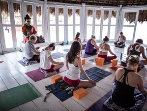 8 Day Yoga Goddess Soul Journey Holiday for Women in Tulum, Quintana Roo