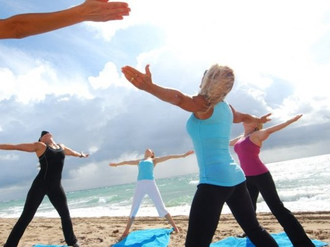 7 Days Bella Boot Camp Yoga Retreat in USA