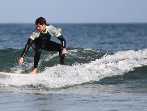 8 Days Fun Yoga and Surf Camp in Aljezur, Portugal