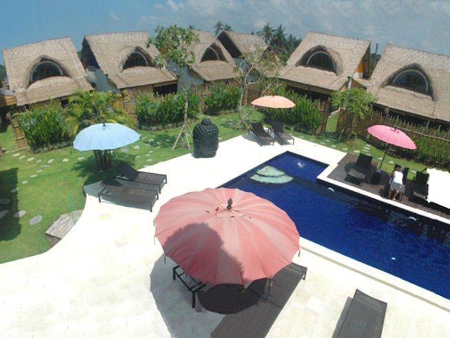7 Days Yoga Getaway Retreat in Bali