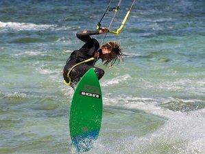 8 Days Surfriders Kite Surfcamp Fuerteventura, Canary Islands, Spain