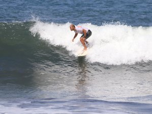 15 Day All Levels Surf Retreat Package in Jaco, Puntarenas