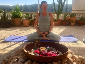 6-Daagse Creatieve Yoga en Mindfulness Retreat in Xativa, Valencia